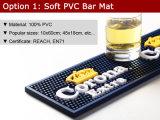 PVC Barmat/esteira bebendo barra de borracha/esteira de borracha da barra