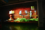 Transparent Soft LED Curtain Display pour Window Installaion