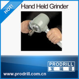 Mano Hold Air Pneumatic Water Cold Button Bit Grinder per Grinding