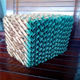 Almofada refrigerando do papel ondulado para o sistema refrigerando da ventilação