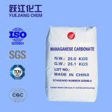 SGS와 ISO9001를 가진 알파철을%s 높은 순수성 Manganous 탄산염