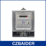 Tester elettronico bifilare di monofase del comitato trasparente (DDS2111)