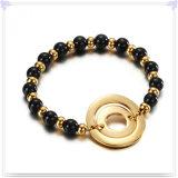 方法宝石類のファッション小物のステンレス鋼のブレスレット(HR578)