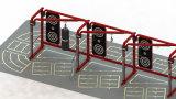 Equipo de la aptitud para el amaestrador funcional 360 de interior (360D)