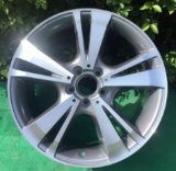 Bordas de alumínio da roda da liga de Amg da réplica do carro para o Benz