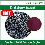 Extrato (preto) do Chokeberry com certificado do ISO