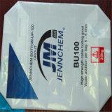 Bolso tejido PP laminado de la válvula del papel de Kraft para los productos químicos