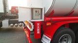 Do betume 30m3 de serviço público de tanque do caminhão petroleiro de petróleo líquido do reboque Semi com queimador