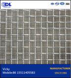 Het vierkante Metaal Facbric van de Draad van het Gat Duidelijke Geweven