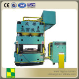Porte gravant la machine en relief de presse hydraulique