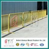 임시 안전 담 또는 도로 군중 통제 담 또는 금속 임시 담