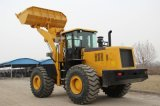 늑대 3.5m3 Bucket Capacity Loader 6t Wheel Loader Zl60g