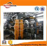 Impresora de la camiseta de Flexography del color de las impresoras de Flexo 6