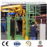 Hakenförmige Abrator Maschine, Granaliengebläse-Maschine