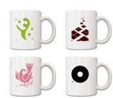 Tazza di ceramica promozionale personalizzata/tazza di caffè/tazza di ceramica