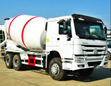 8 - 12 carros del mezclador de cemento M3/carro del mezclador concreto
