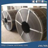Fabrication en acier de bobine de Zinc60g