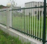 Acier &#160 de zinc ; Le fer travaillé galvanisé ornemente la frontière de sécurité