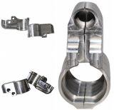 Berufs-CNC-Teile, galvanisierte Stahlgebäude-Teildienst-Teile