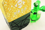 De hete Doos van de Gift van het Parfum van het Fluweel van de Luxe van de Verkoop