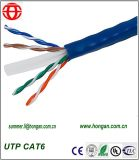 Datenkommunikation-Kabel UTP CAT6 auf Lager