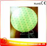 230V 1250W Diameter 150mm Silicone Circular Flexible Heater