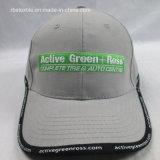Polyester-niedriger Preis kennzeichnete den 6 Panel-Baseball Cap&Hat