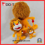 Jouet de jouet en peluche Lion Soft Stuffed Lion Toy