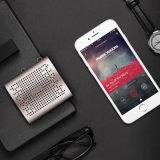 다중 매체는 Bluetooth 휴대용 무선 소형 스피커를 방수 처리한다