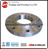 ANSI B 16.5 flange do aço de Flangescarbon do Slip-on de Calss 150 - 600