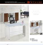 1.8m kundenspezifischer populärer Entwurf für Glasbüro-Computer-Schreibtisch