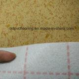 настил PVC затыловки войлока ширины 1.2mm 3m
