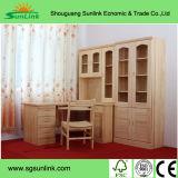 La nueva madera sólida embroma los muebles del cuarto de niños de la cabina de almacenaje de los juguetes