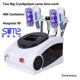新しいABS美装置を細くする物質的な減量のCryolipolysisのキャビテーションRF