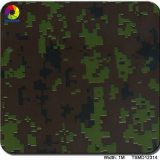 Tsautop 1m Tsmd2939-3 Camo Pattern Hydrographic Film Water Transfer Printing Film