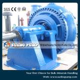 Bomba de arena eléctrica anticorrosión de la grava del mecanismo impulsor de la fuente de China con capacidad grande