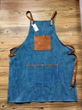 Custom Denim Chef Apron for Wholesale
