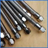 Boyau inoxidable de l'acier Ss304 1/2 d'acier du carbone d'amorçage