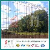 Стальная панель 3D загородки ячеистой сети панели загородки сада сваренной сетки Fence/3D