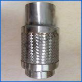 Mangueira rosqueada Bsp do metal da água do aço de carbono 1/2