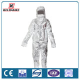 Strumentazione protettiva personale resistente all'acido del vestito di protezione di lotta antincendio