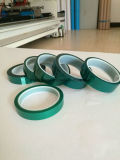 Green High Temperature Pet Silicone Masking and Splicing Tape