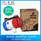 Seaflo 12V 500gphのビルジポンプ