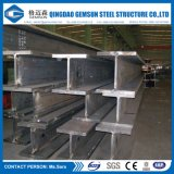Application de pont en structure métallique et entrepôt normal de construction préfabriquée de coût bas de GB