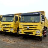 Sinotruk HOWO 차량 6X4 50 톤 광업 덤프 트럭 판매