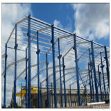Pre-Engineered Steel Structure Building mit Cer Certificatio