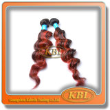급료 5A Highlight 브라질 Hair Extensions
