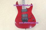 Mahagonikarosserie u. Stutzen/Afanti elektrische Gitarre (AESP-67)