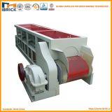 Ladrillo que hace el tipo máquina de la correa del equipo del alimentador del rectángulo