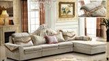 Nuovo sofà classico del tessuto del salone in salone (2162B)